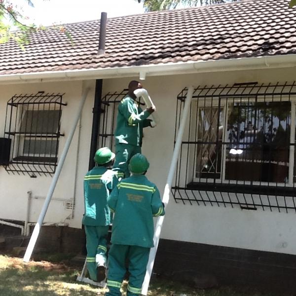 Philaxy Gutters Harare Zimbabwe