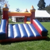 product - Jumping castle with slide & Giant Obstacle Jumping Castles