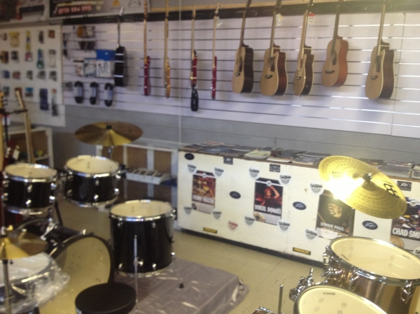 The Music Shop Bulawayo Zimbabwe