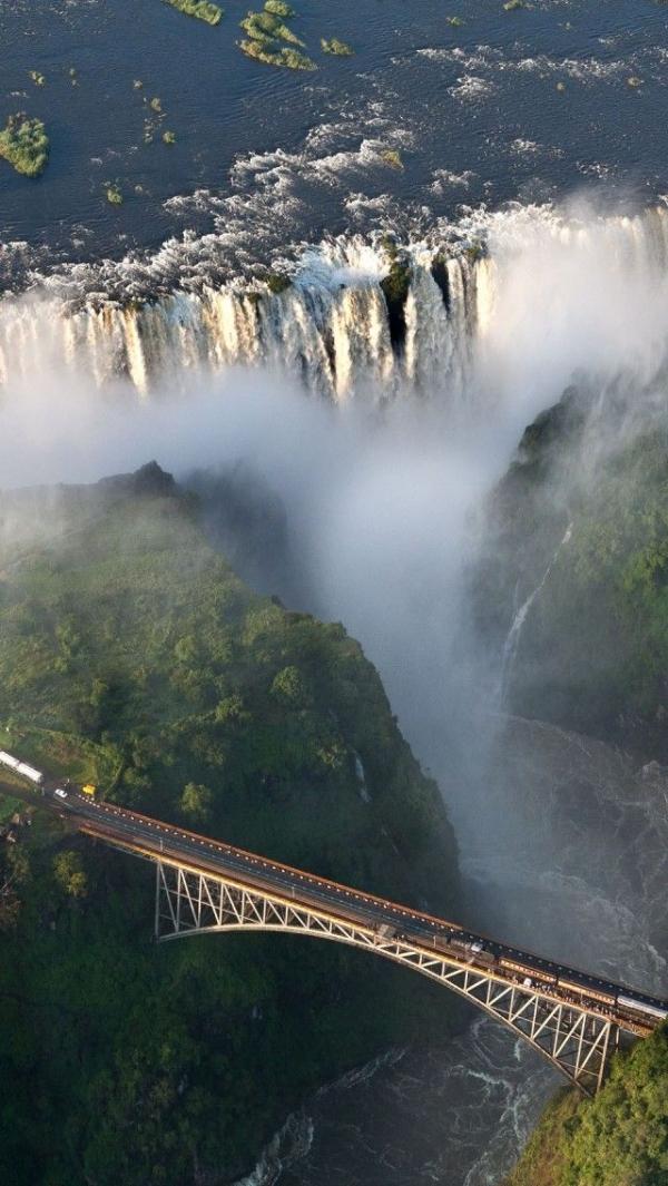 Victoria Falls National Park Zimbabwe Zimbabwe Phone